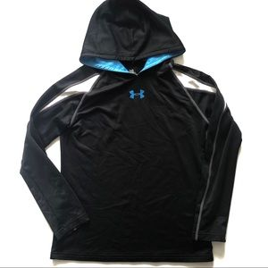 Under Armour hooded top